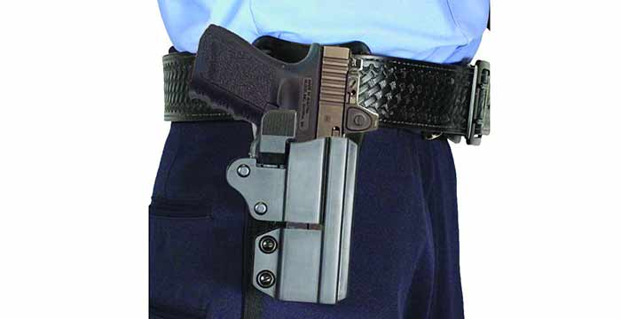 Triple Play duty holster