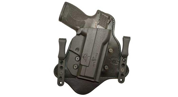Great for CCW Smith /& Wesson Shield Holster .45 Cal or 9mm OWB