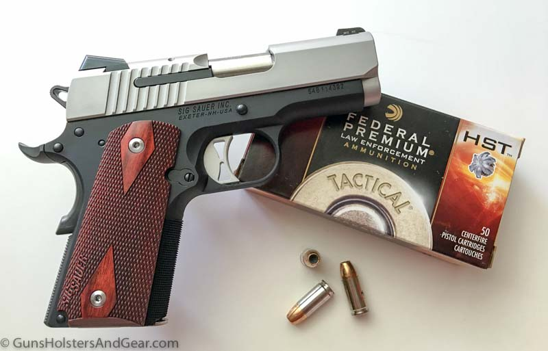 SIG 1911 Traditional Ultra 9mm Review