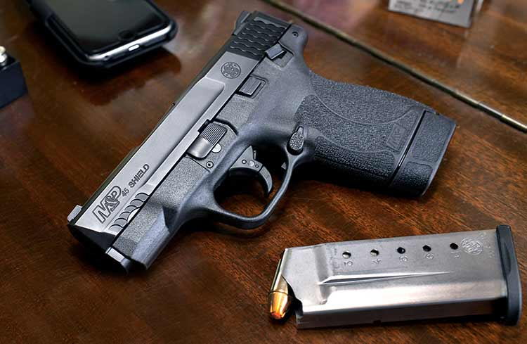 Smith & Wesson M&P45 Shield