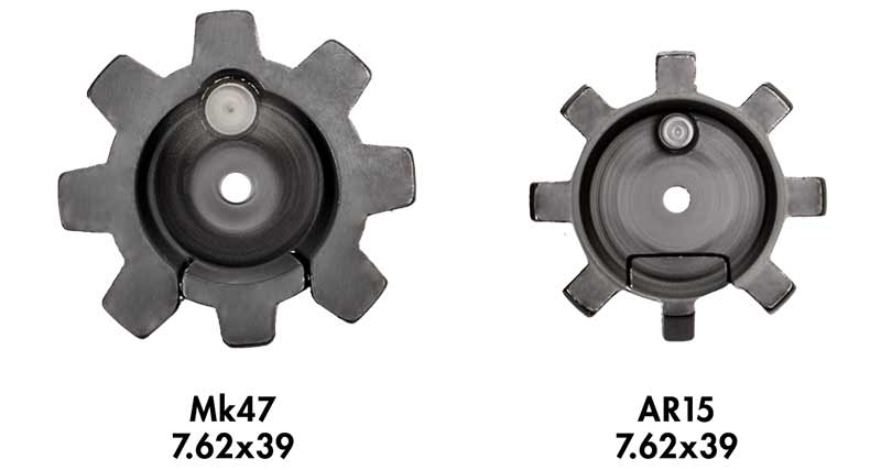mk47 bolt comparison