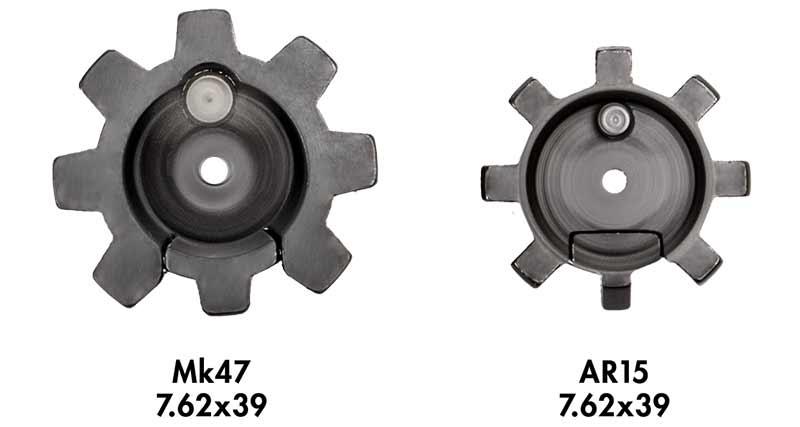 mk47 bolt comparison