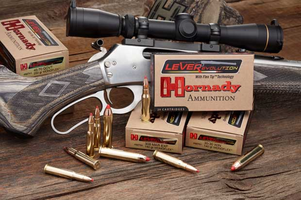 Hornady LeverEvolution Ammo