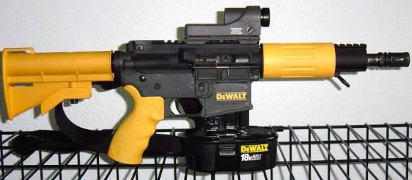 Dewalt AR15
