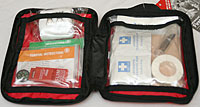 ASAP Bug Out Bag First Aid Kit