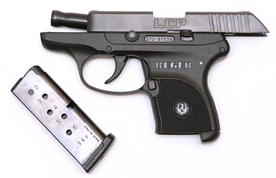 Ruger LCP Review