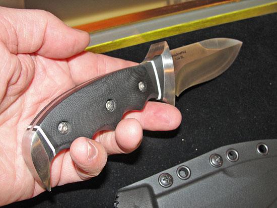 Black Label Shadowfax Knife