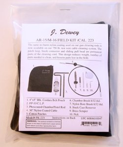 Dewey AR15 Cleaning Kit