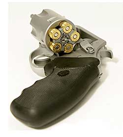 Charter Arms Rimless Revolver Update: 9mm,  40, and  45 ACP Soon
