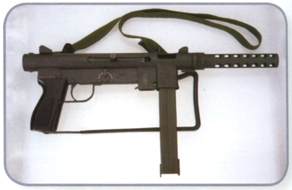 Smith Wesson Model 76 SMG