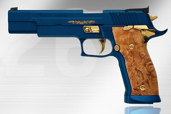 SIG P226 X-Five Scandic Blue