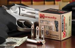 Hornady's New .32 H&R Magnum Critical Defense Load