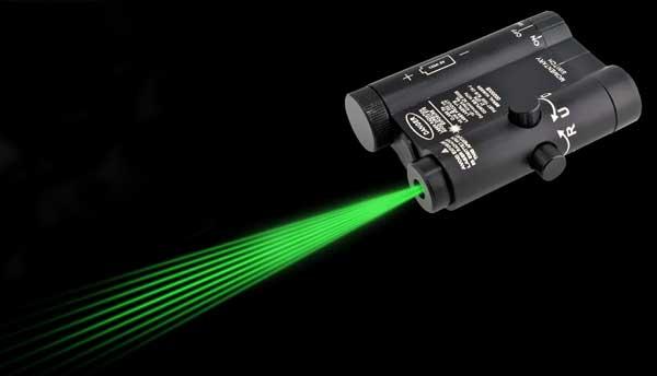 LaserLyte Kryptonyte shotgun laser