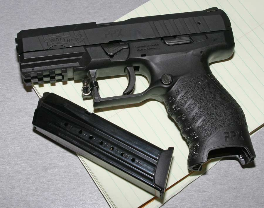 Walther PPX information