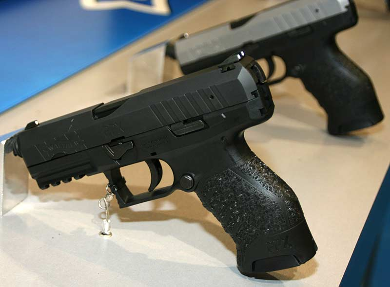 Walther PPX duo tone