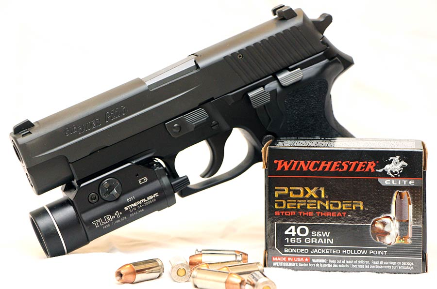 SIG P226 Winchester Ammo