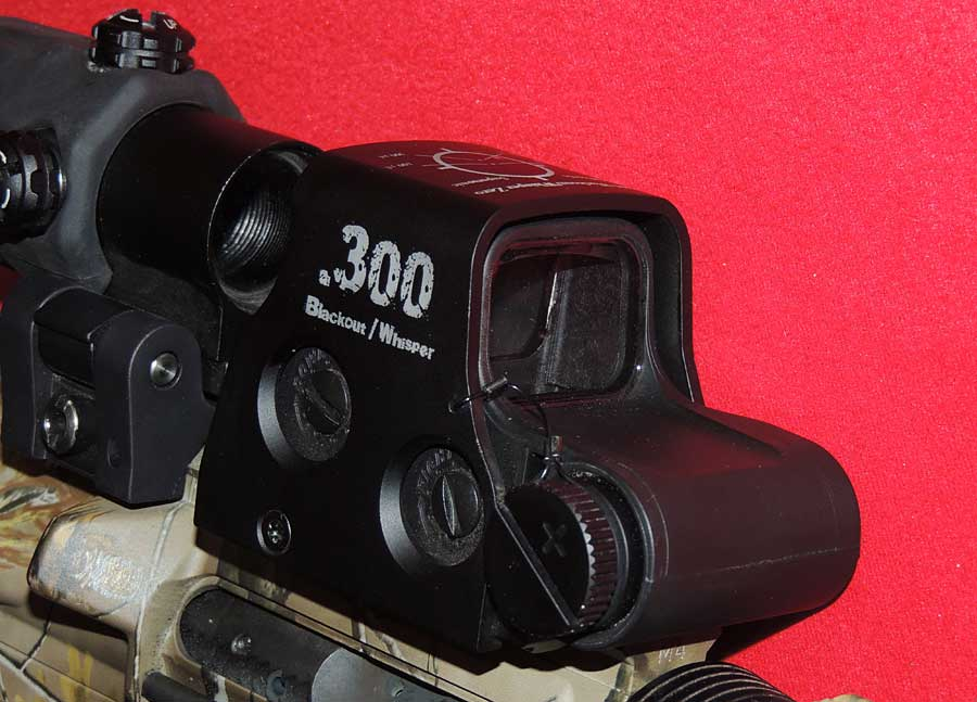 EOTech XPS2-300 sight