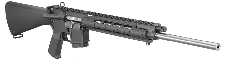 Ruger SR-556VT review