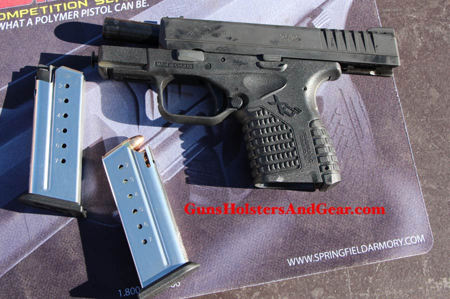 Springfield XDS 9mm review