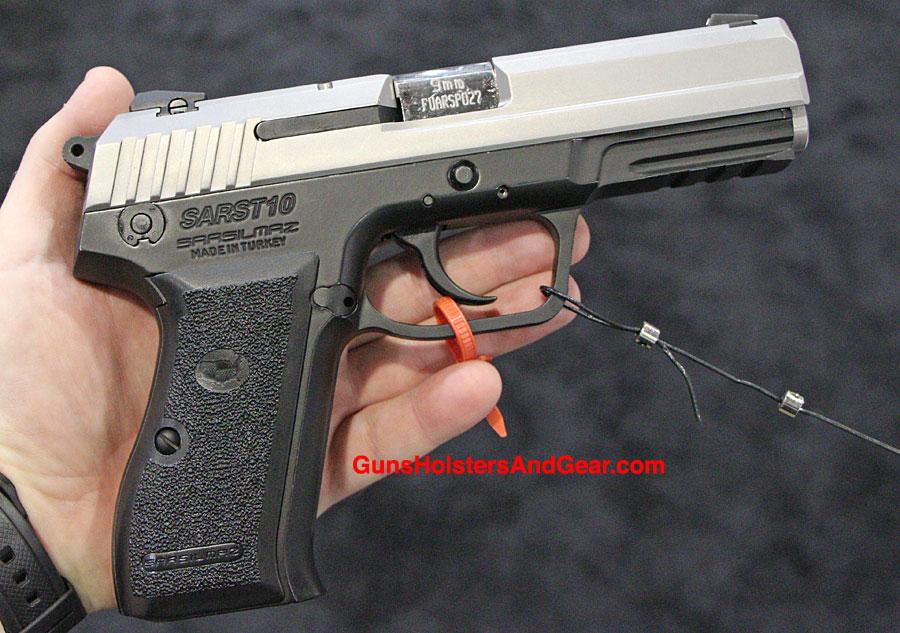 Sarsilmaz SAR ST10 pistol