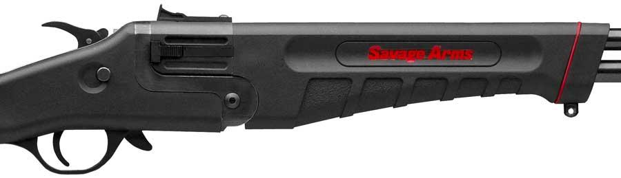 Savage M42 combo rifle