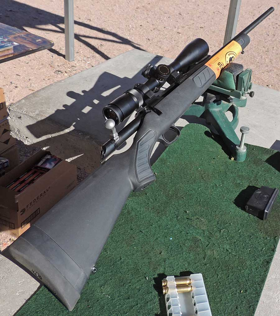TC Venture Compact SHOT Show