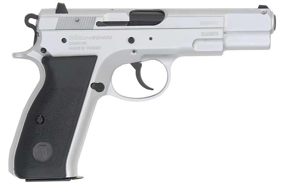 TriStar L120 Chrome pistol