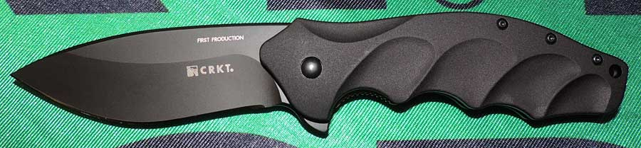 CRKT knife foresight