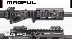 New Magpul All-Steel MBUS