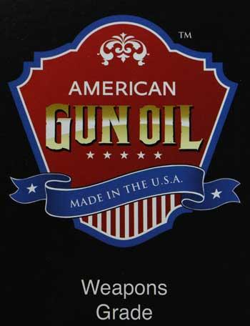 American Gun Oil