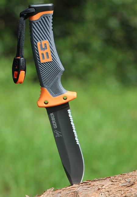 Bear Grylls knife review