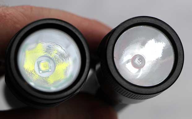 Streamlight Strion Compare