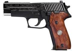Engraved SIG P226 Pistols