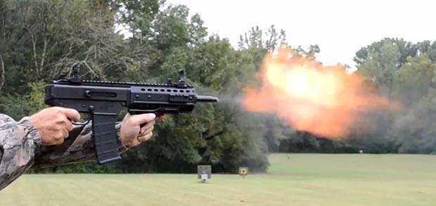 MPA 556 pistol