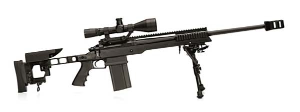 New ArmaLite AR-31 rifle
