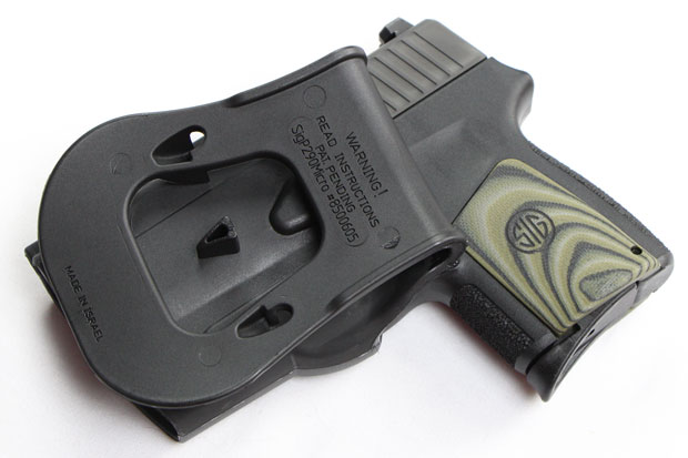 SIG P290RS holster