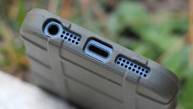 Magpul iPhone 5 photo