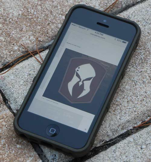 magpul iphone monderno