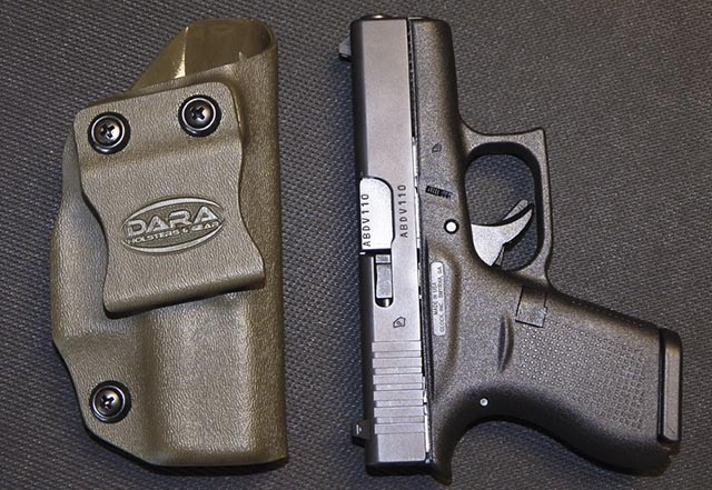 Glock 42 Holsters - In-Depth Guide to the CCW Options