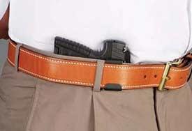DeSantis SR9c holster