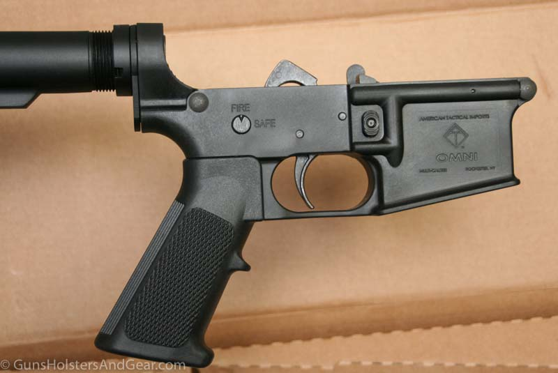 complete polymer lower