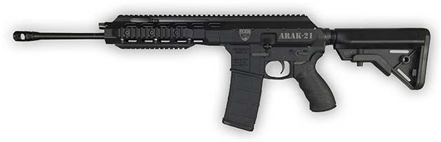 Faxon arak-21 rifle