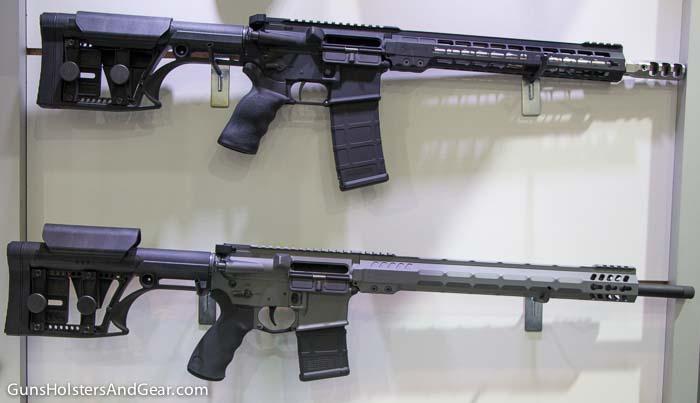M-15 rifles at NASGW