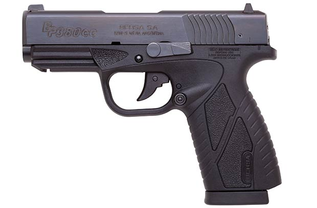 Bersa BP380CC review