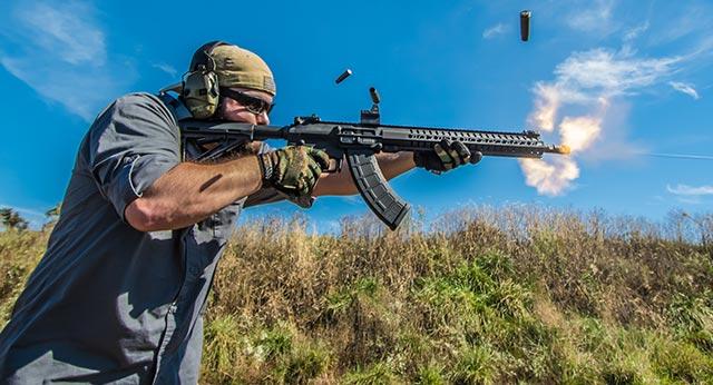 CMMG Mk47 AKM Action