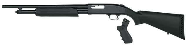 Mossberg 20 Gauge Left Hand Shotgun