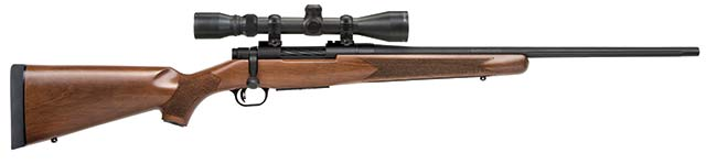 Mossberg Patriot Scoped Package