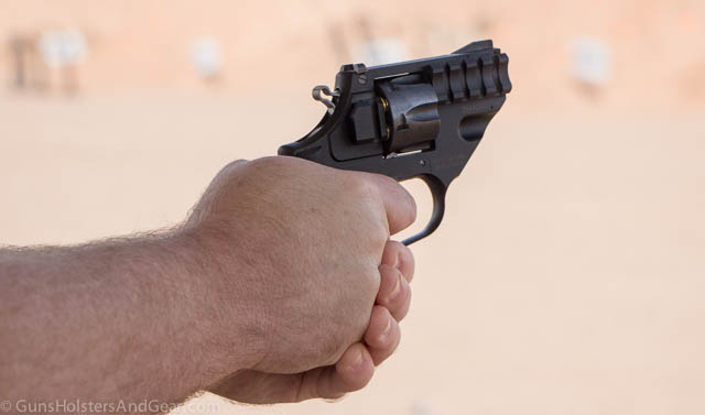 Shooting the Korth Revolver