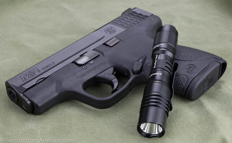 Streamlight ProTac 1AA flashlight