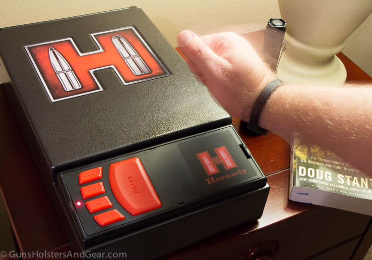 Using the Hornady Rapid Safe